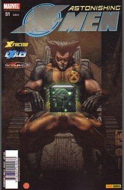 Astonishing X-Men # 51