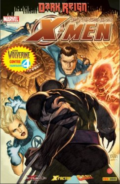 Astonishing X-Men # 58