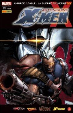 Astonishing X-Men # 61