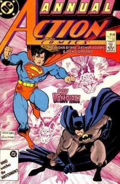 Action Comics Annual # 01