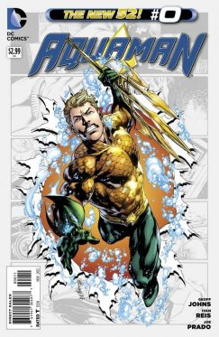 Aquaman vol 5 # 00