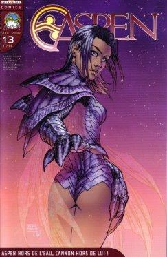 Aspen Comics vol 13