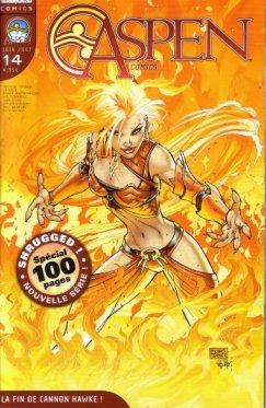 Aspen Comics vol 14