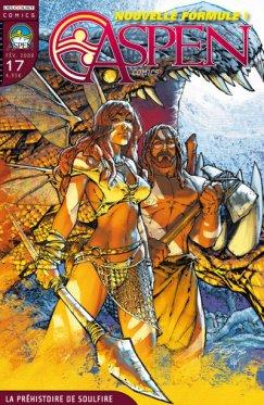 Aspen Comics vol 17