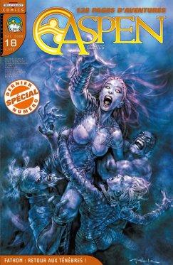 Aspen Comics vol 18
