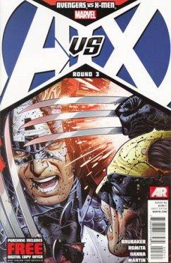 Avengers vs X-Men # 03