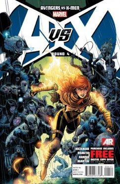 Avengers vs X-Men # 04