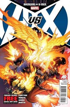 Avengers vs X-Men # 05