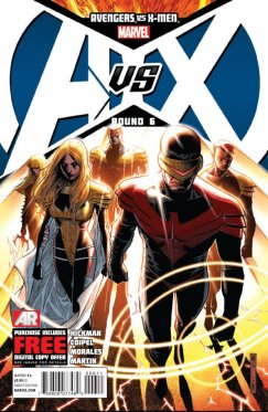 Avengers vs X-Men # 06