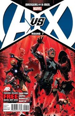 Avengers vs X-Men # 07