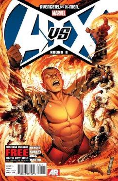 Avengers vs X-Men # 08