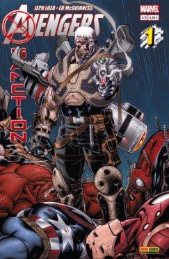 Avengers : X-Sanction # 1