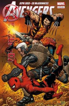 Avengers : X-Sanction # 2