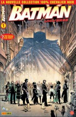 Batman Universe # 01