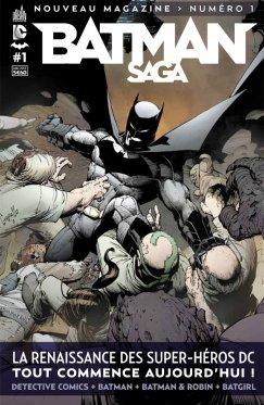 Batman Saga # 01