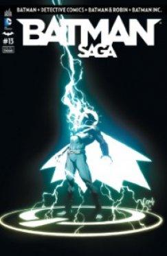 Batman Saga # 13