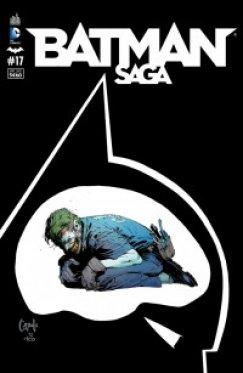 Batman Saga # 17