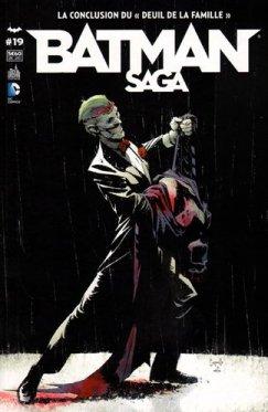 Batman Saga # 19