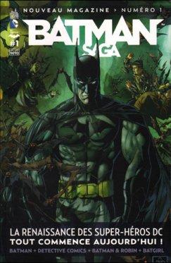 Batman Saga # 01 Variant