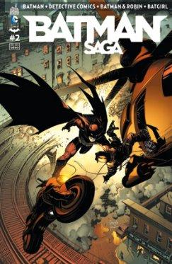 Batman Saga # 02