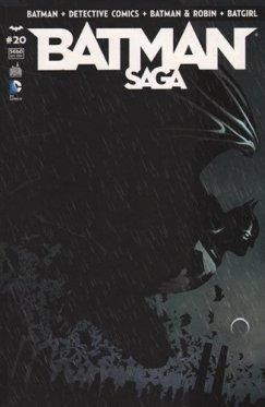 Batman Saga # 20