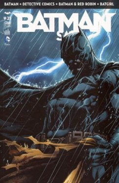 Batman Saga # 21