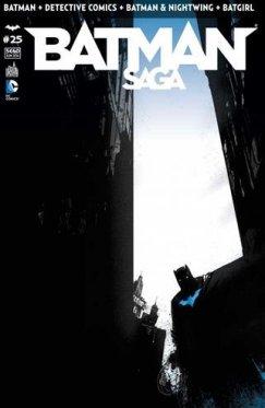 Batman Saga # 25