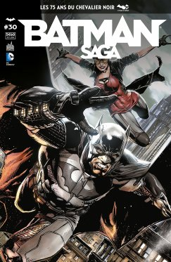 Batman Saga # 30