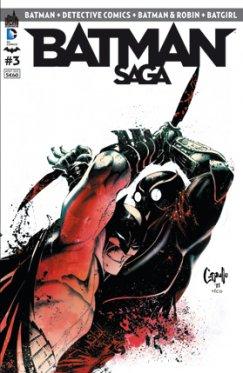Batman Saga # 03