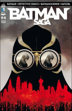 Batman Saga # 04