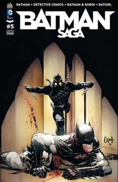 Batman Saga # 05