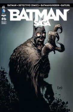 Batman Saga # 06