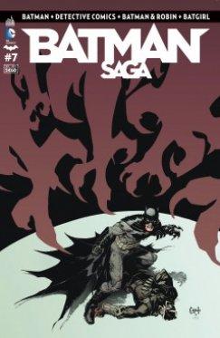 Batman Saga # 07