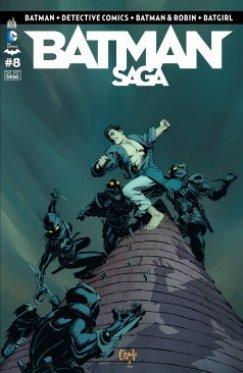 Batman Saga # 08