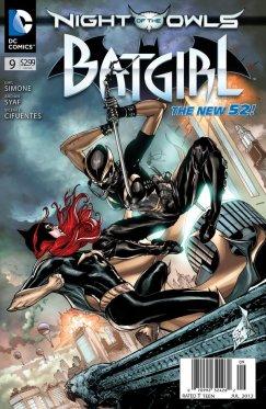 Batgirl # 09