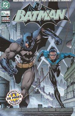 Batman # 07