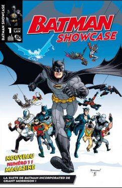 Batman Showcase # 01