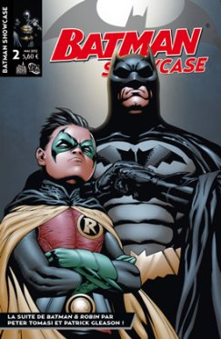 Batman Showcase # 02