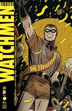 Before Watchmen # 1 A