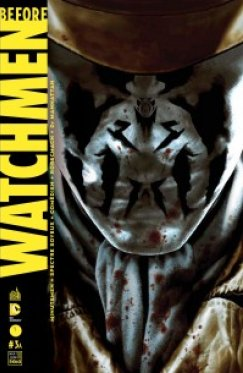 Before Watchmen # 3 A