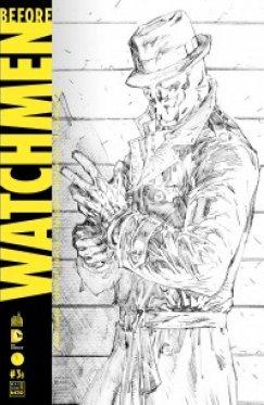 Before Watchmen # 3 B