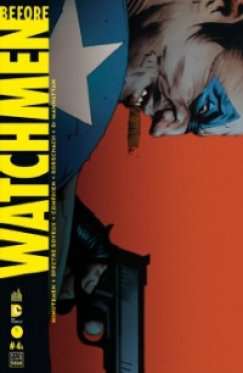 Before Watchmen # 4 A