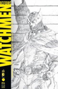 Before Watchmen # 4 B