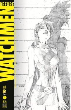 Before Watchmen # 5 B