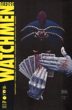 Before Watchmen # 6 A