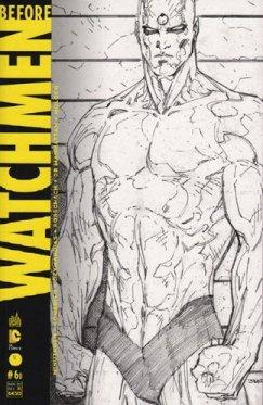 Before Watchmen # 6 B