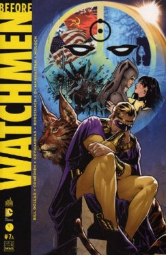 Before Watchmen # 7 A