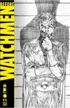 Before Watchmen # 7 B