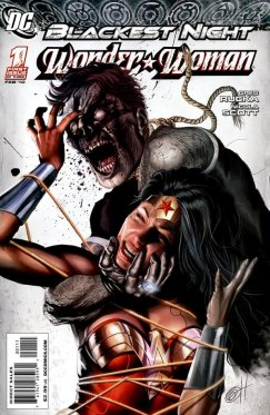 Blackest Night : Wonder Woman # 1