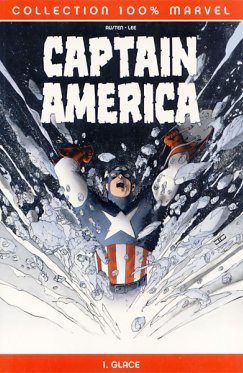 100% Marvel : Captain America vol 01